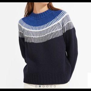 Everlane Merino Ski Sweater